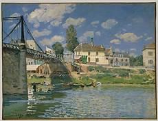 dhl villeneuve la garenne alfred sisley the bridge at villeneuve la garenne