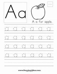 alphabet handwriting worksheets learning preschool printables free preschool handwriting