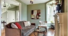 idee pittura soggiorno pareti verdi per interni tonalit 224 trendy e muri