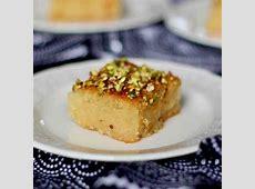 middle eastern semolina and saffron bread_image