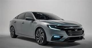2020 Honda Civic Concept  Cars Review Release