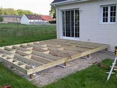 Construction D Une Terrasse En Bois Terrasses En Bois