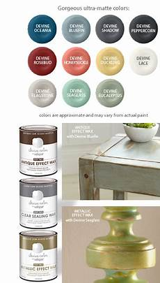 color daubs with their color name overlaid painting furniture target paint chalk