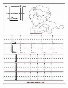 printable worksheets for letter l 24565 printable letter l tracing worksheets for preschool alphabet worksheets preschool letter