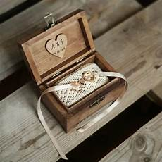 personalized wedding ring box rustic wooden ring box rustic ring holder ring bearer 2442421