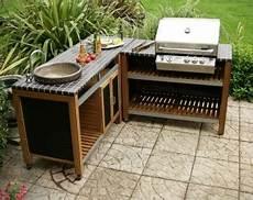 outdoor kitchen unit garden centre outdoor kitchen barbecue and sink set