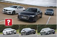 audi vs mercedes new audi a6 vs bmw 5 series vs mercedes e class what car