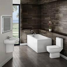 bathroom ideas photo small modern bathroom suite at plumbing uk