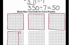decimals base ten blocks worksheets 7074 division of decimals with base 10 blocks math division math and school