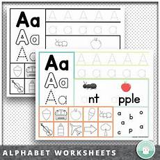 letter recognition worksheets for preschoolers 23276 preschool kindergarten alphabet recognition letter tracing worksheets