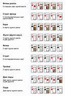 правила в покер в казино против дилера
