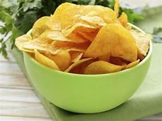 rezept f 252 r fettarme kartoffelchips knabbern chips