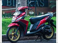 Modifikasi Mio 2018 by 22 Modifikasi Motor Mio M3 Terbaru 2019