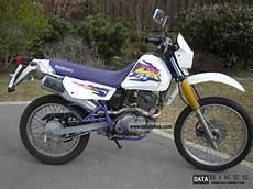 2000 suzuki dr 125 se moto zombdrive