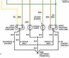 1994 silverado lights wiring brake lights i a 1194 chevy silverado 1500 i am