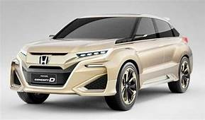 2017 Honda Crosstour Redesign  New Auto Cars Pinterest