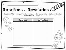 rotation of the earth worksheets 14448 the classroom nook freebie updated science grab yours now