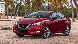 2020 Nissan Versa Still Americas Least Expensive New Car
