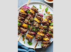 chicken teriyaki skewers_image