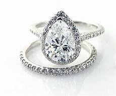 wedding ring substitute 20 beautiful engagement rings that are not made from
