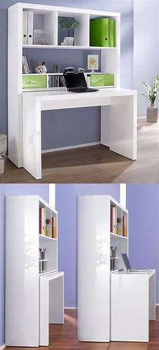 Schreibtisch Kleines Zimmer - praktisches regal mit ausziehbarem schreibtisch m 246 bel