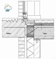 Balkon Bodenaufbau Detail - detail balkon aansluiting zoeken detail