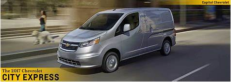 2019 Chevrolet City Express Dimensions  2020 Chevy