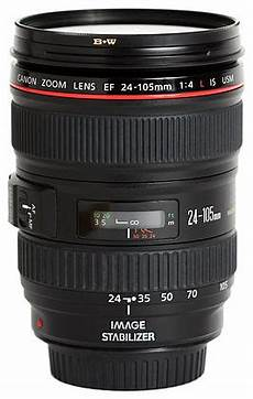 canon ef 24 105mm objectief