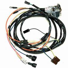 69 Camaro Engine Wiring Harness With Hei Ebay