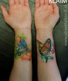 Butterfly Wrist Tattoos Tattoos The O Jays