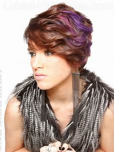 magnificent short haircuts for thick hair s fave