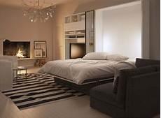 un letto divano ad angolo con letto a scomparsa matrimoniale
