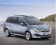 2008 Opel Zafira B Pictures Information And Specs