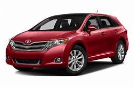 2017 Toyota Venza Price Specs  Discontinued