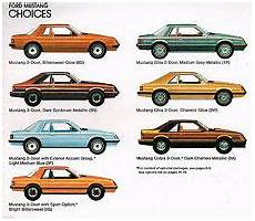 car service manuals pdf 1986 ford mustang electronic valve timing repair manuals literature for 1980 ford mustang ebay