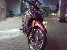 Modif Lu Led Supra X 125 by Modifikasi Terbaik Motor Supra X 125 Modifikasi Motor Bebek