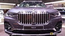 2020 bmw exteriors 2020 bmw x7 40i xdrive exterior and interior walkaround