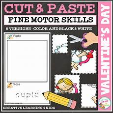 cut and paste motor skills worksheets 20651 cut and paste motor skills puzzle worksheets s day digital