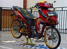 Modifikasi Vario Techno 110 by Modifikasi Motor Vario 110 Esp Modifikasi Yamah Nmax