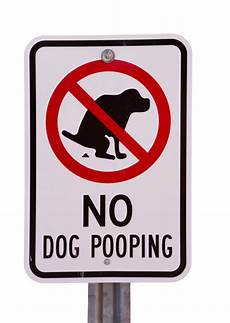 Bathroom Signs No Pooping by Clean Up Etiquette Napa S Daily Growl