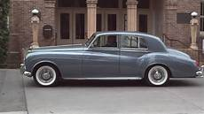 1960s Classic Vintage Rolls Royce Silver Cloud Iii Driving
