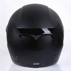 motorradhelm mit schwarzem visier cmx motorradhelm integralhelm blacky schwarz matt mit