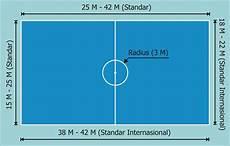 Berapa Sih Ukuran Lapangan Futsal My Favorite