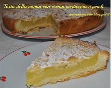 torta con crema pasticcera di benedetta sapori in concerto torta della nonna con crema pasticcera e pinoli