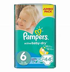 pers 2 x 44 s active jumbo pack diapers large