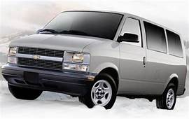 2020 Chevy Astro Van  Chevrolet Cars Review Release