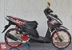 Honda Vario 150 Modifikasi Minimalis by Modifikasi Terbaru Honda Vario Techno 125 150 Simpel Keren