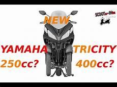 2016 Yamaha Tricity 250 400 After Success Of 125cc