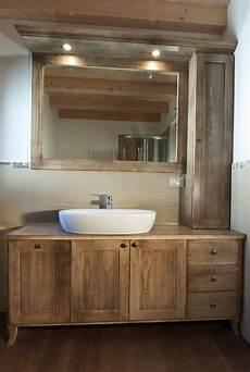 mobili in legno vecchio arredare il bagno con mobili in legno falegnameria frad 224
