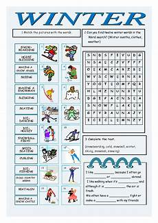 winter vacation esl worksheets 19994 66 free january worksheets for your esl classes